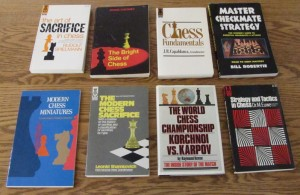 8 chess books for intermediate to advanced players