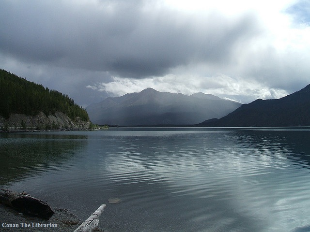 lake in northern British Columbia, Canada