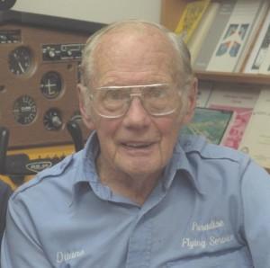 World War II veteran who had seen a huge ropen