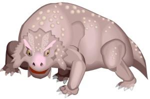 dinosaur Scutosaurus